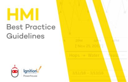 HMI Best Practice Guidelines